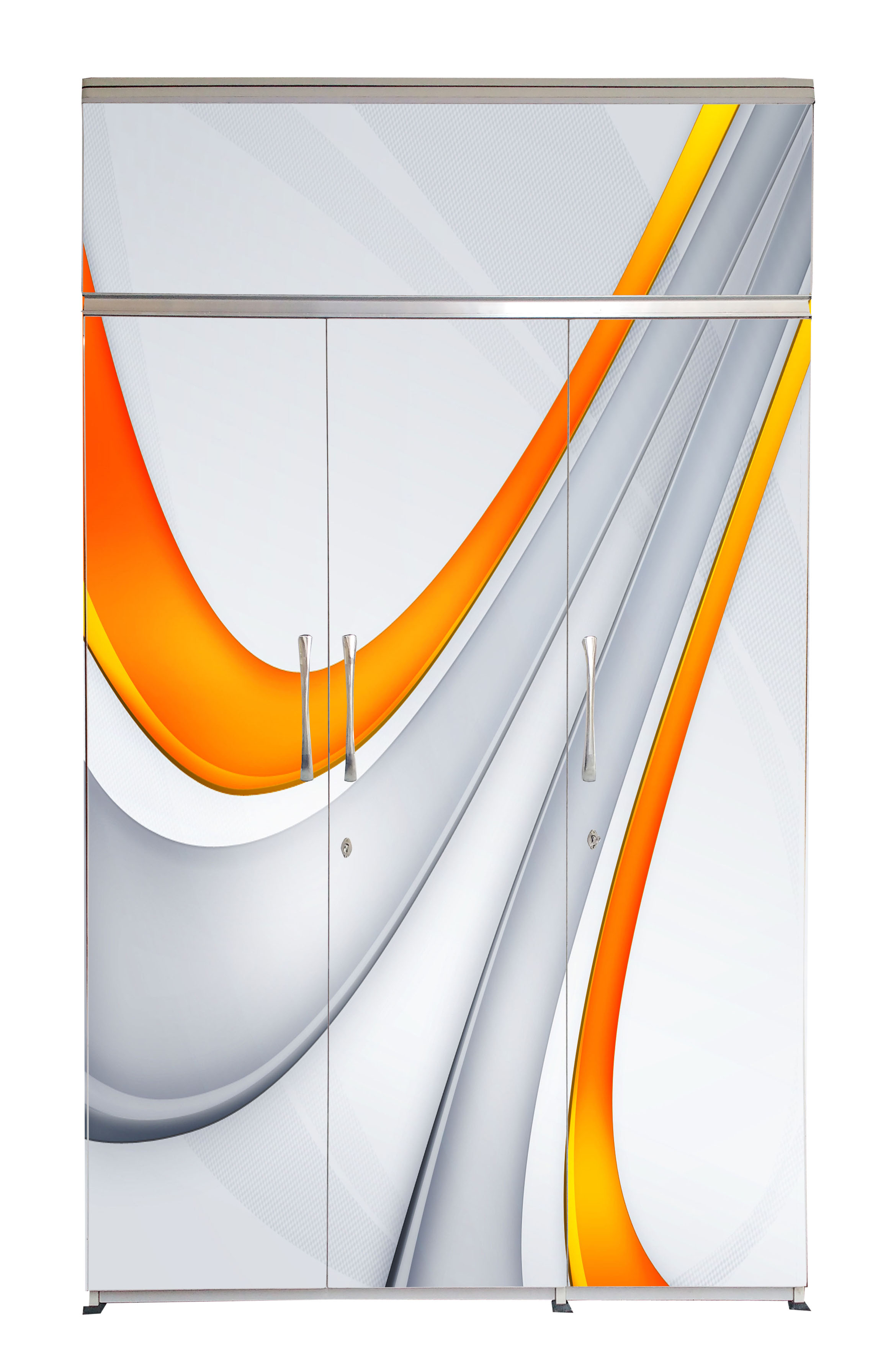 BS-3D-06-Orange Curves-B