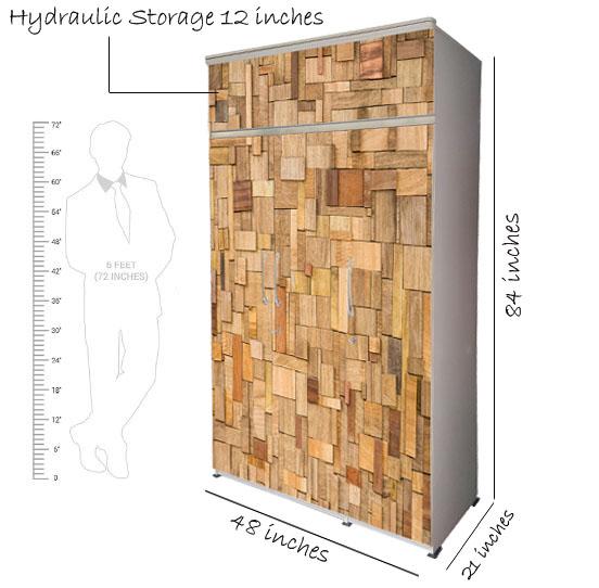BS-3D-14-Wooden Texture-02-C