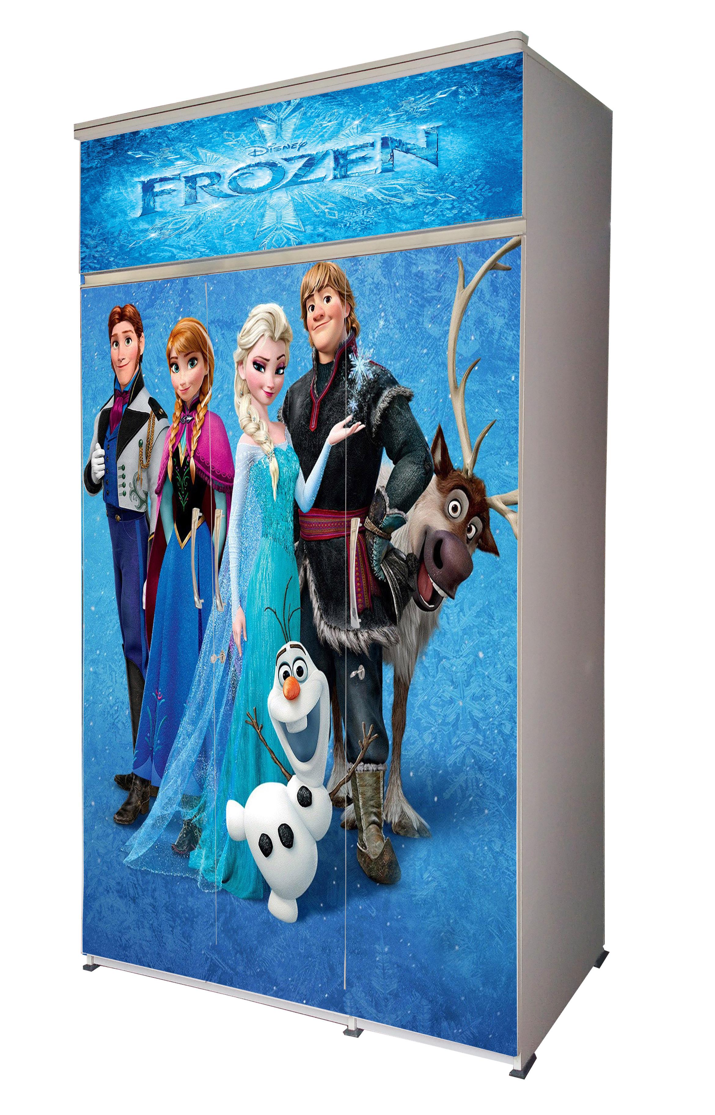 BS-3D-44 - Frozen-B