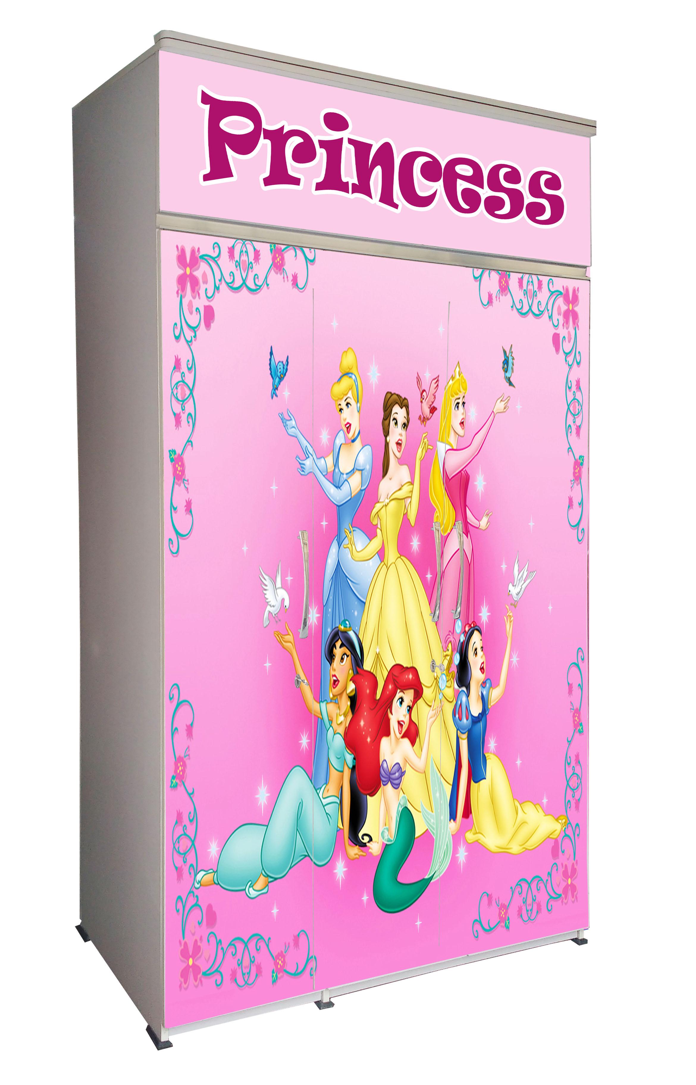 BS-3D-49 - Pink Princess-C