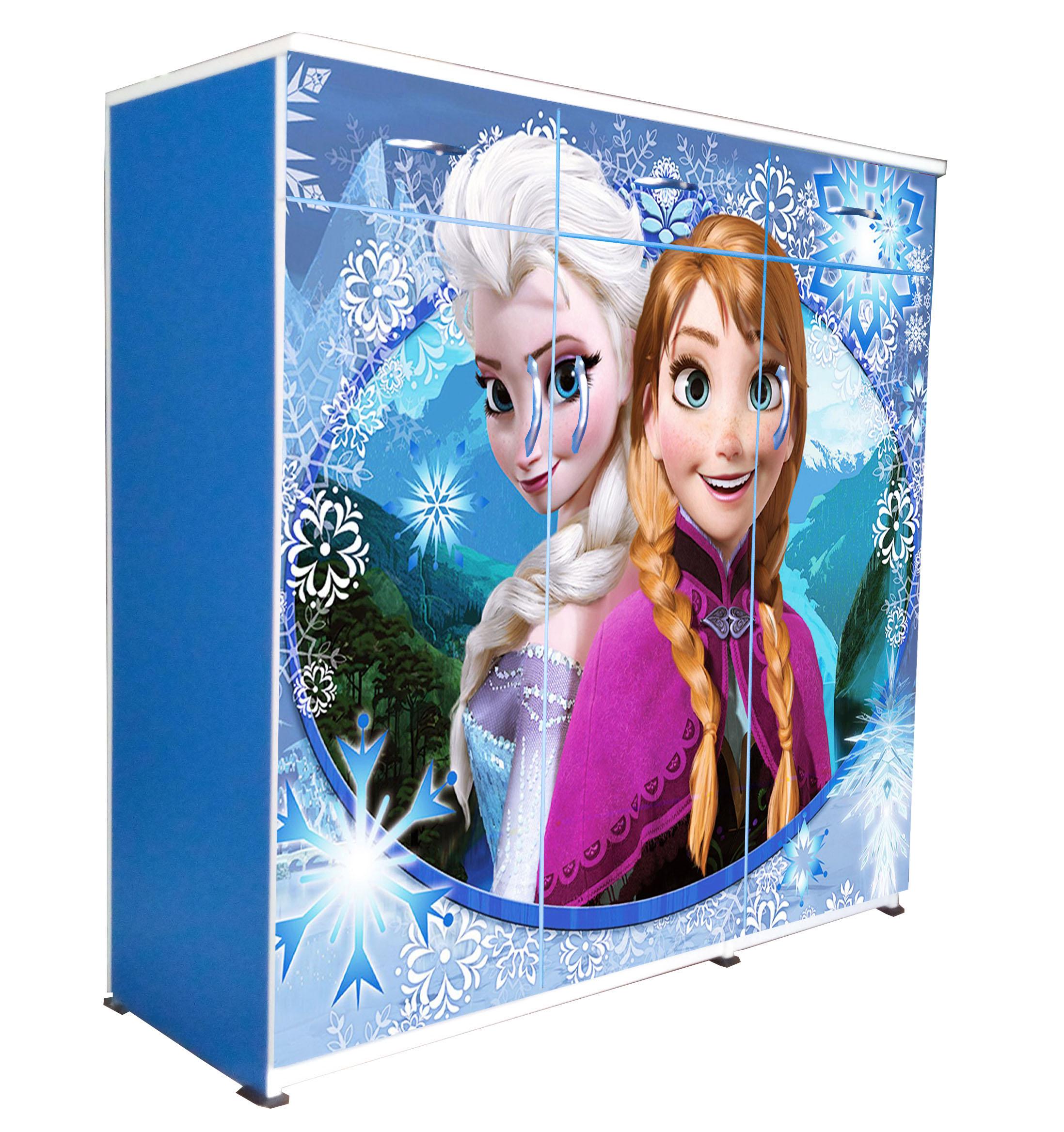 3D-Blue- Frozen