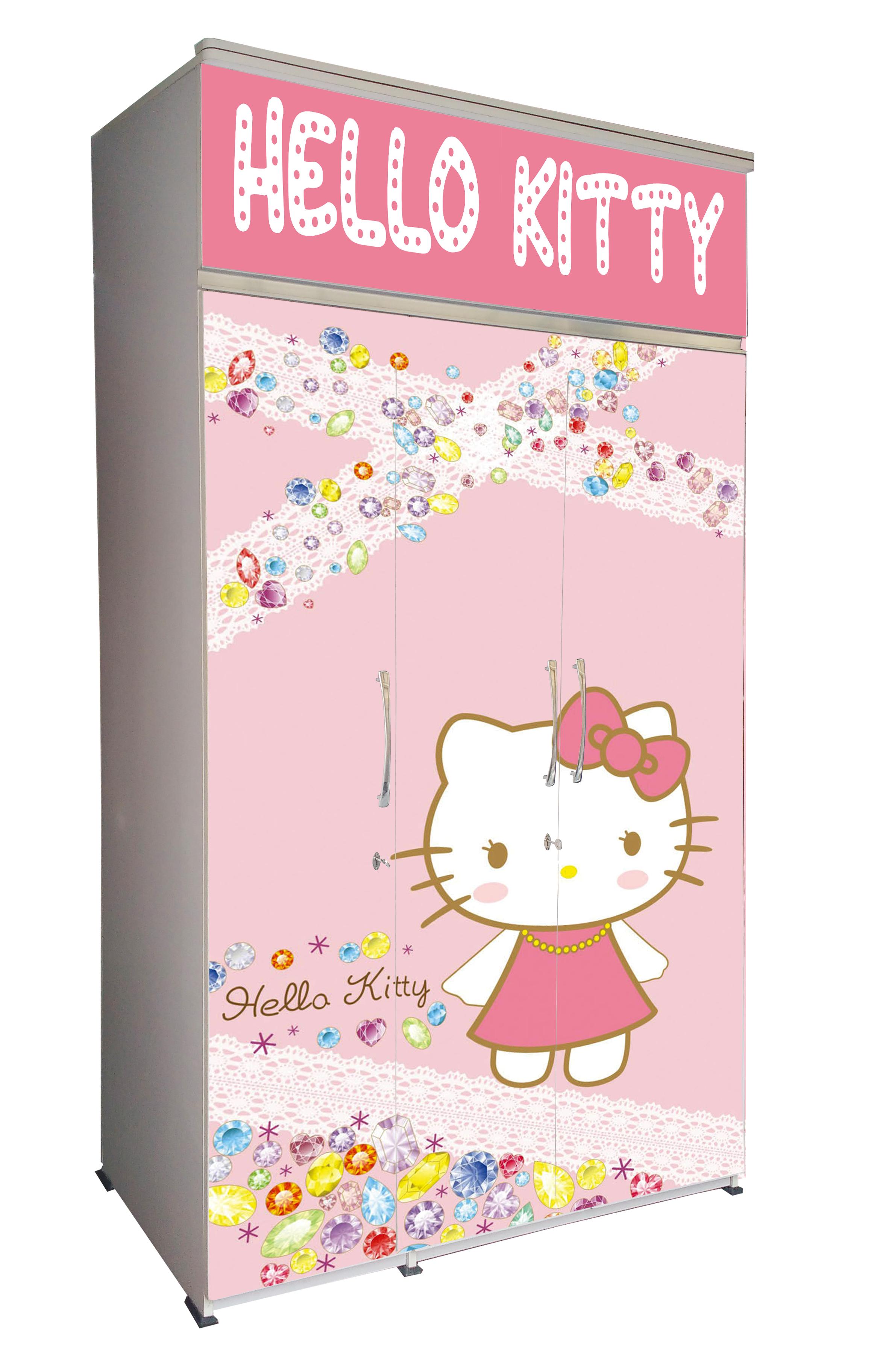 3D-Hello Kitty-1-Side