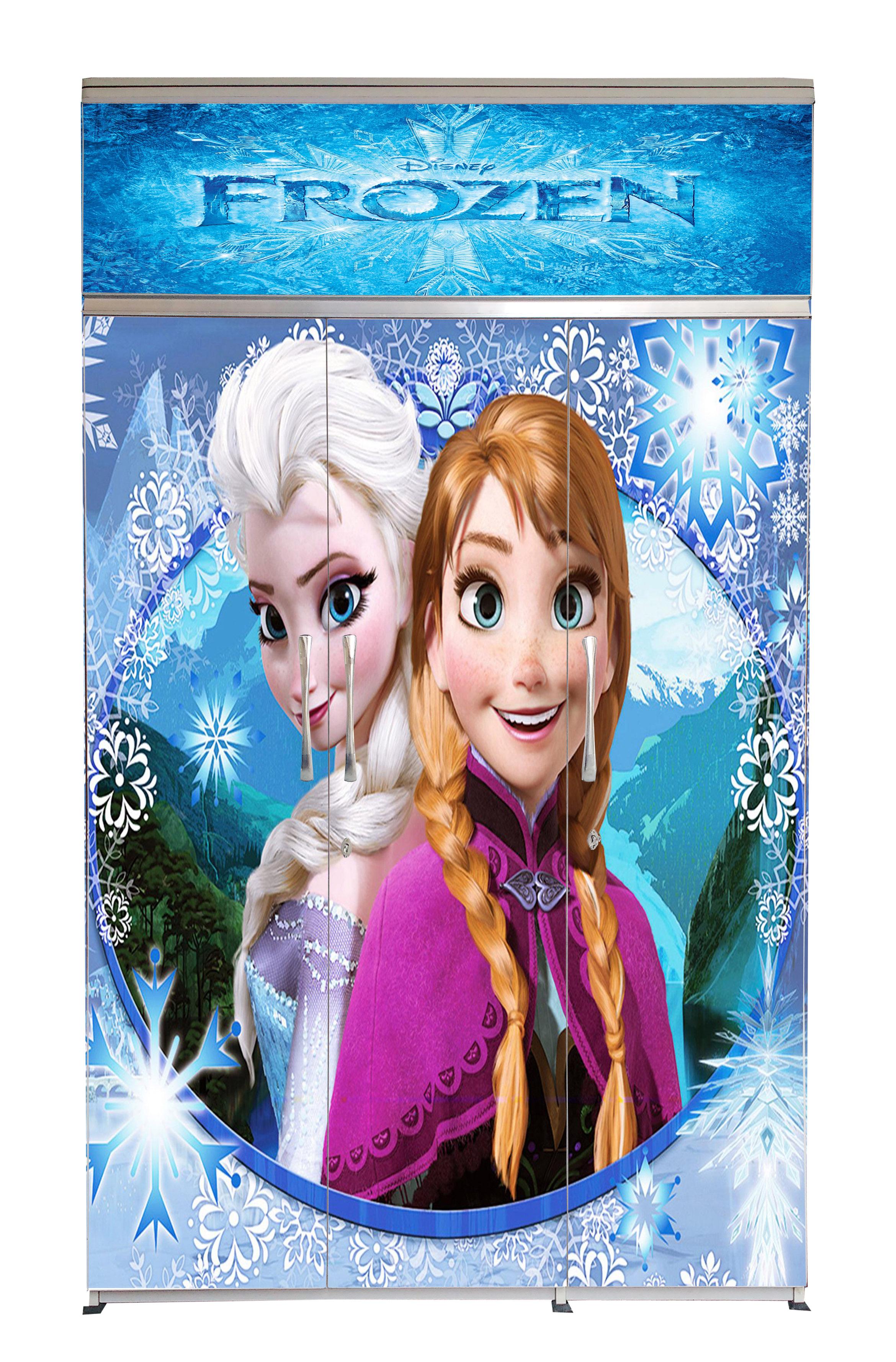 BS-3D-45 - Frozen-A