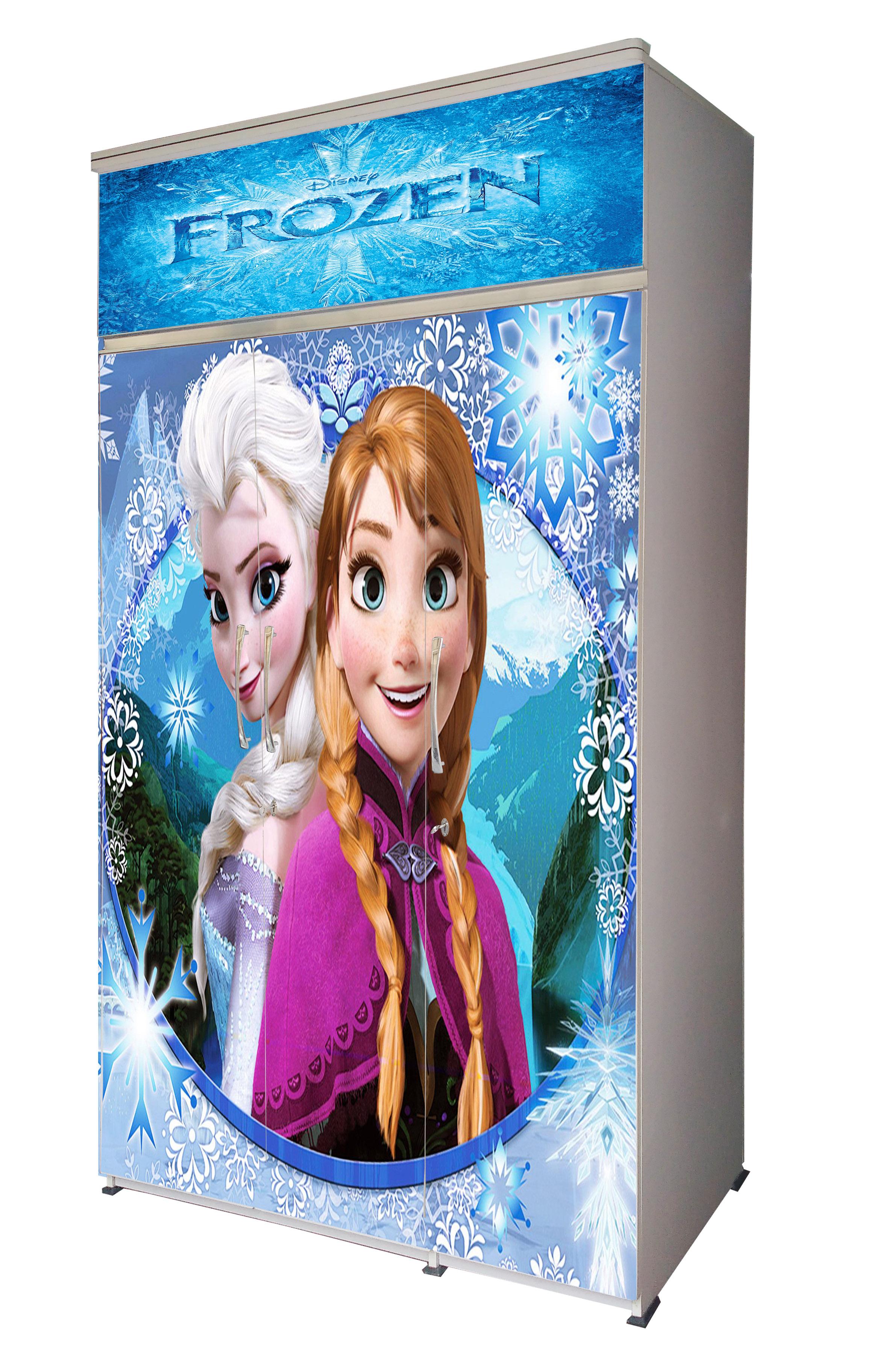 BS-3D-45 - Frozen-B