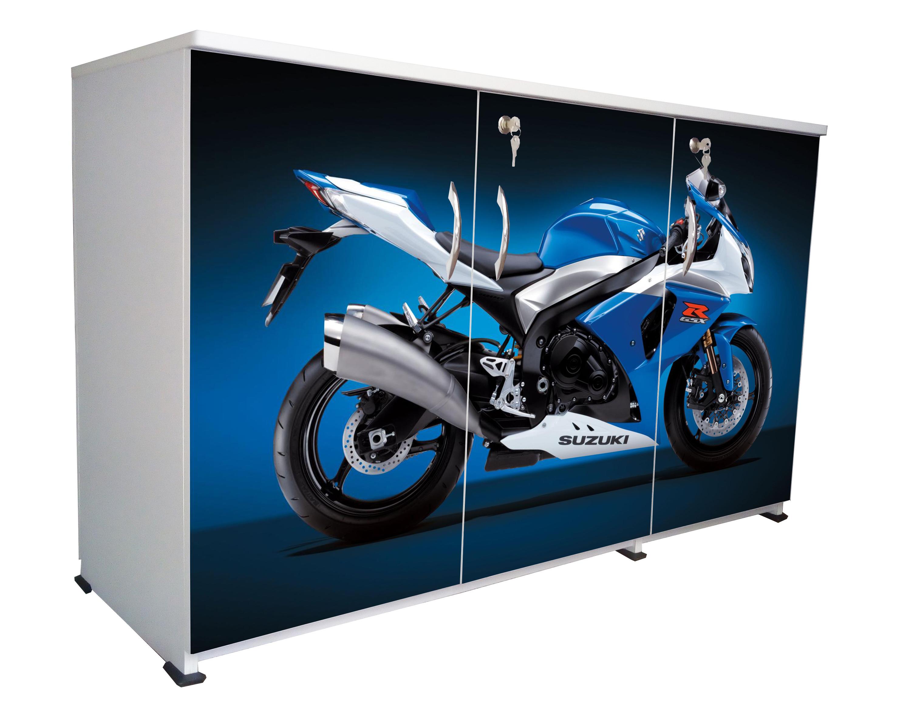 BS-3DS-09 - Blue Bike-C