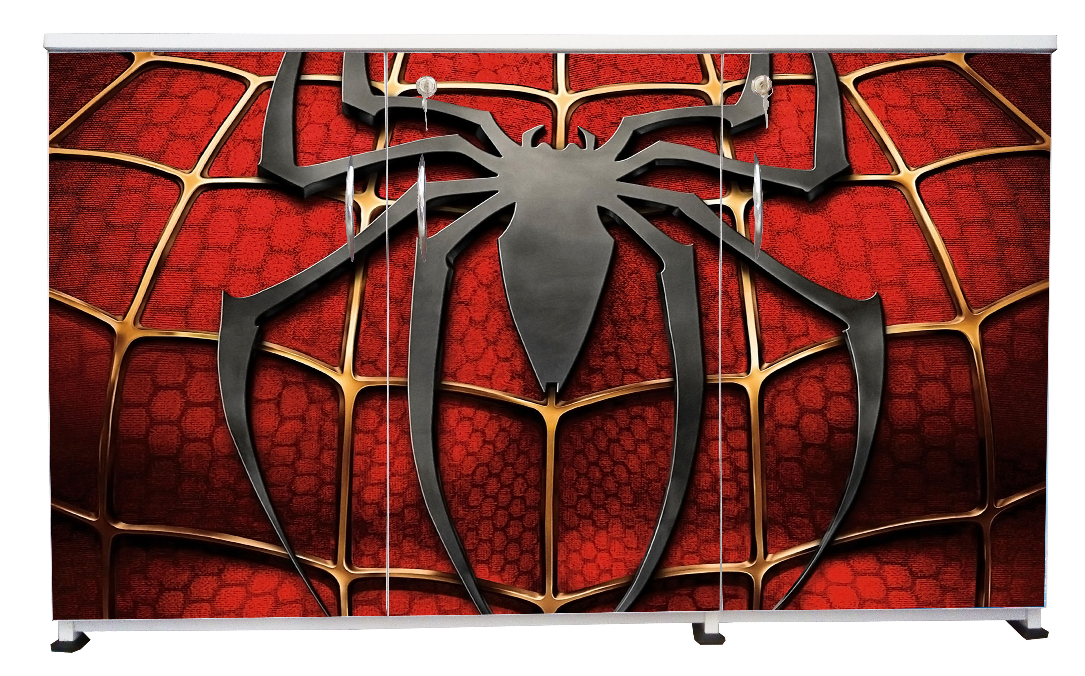 BS-3DS-08 - Spider-A
