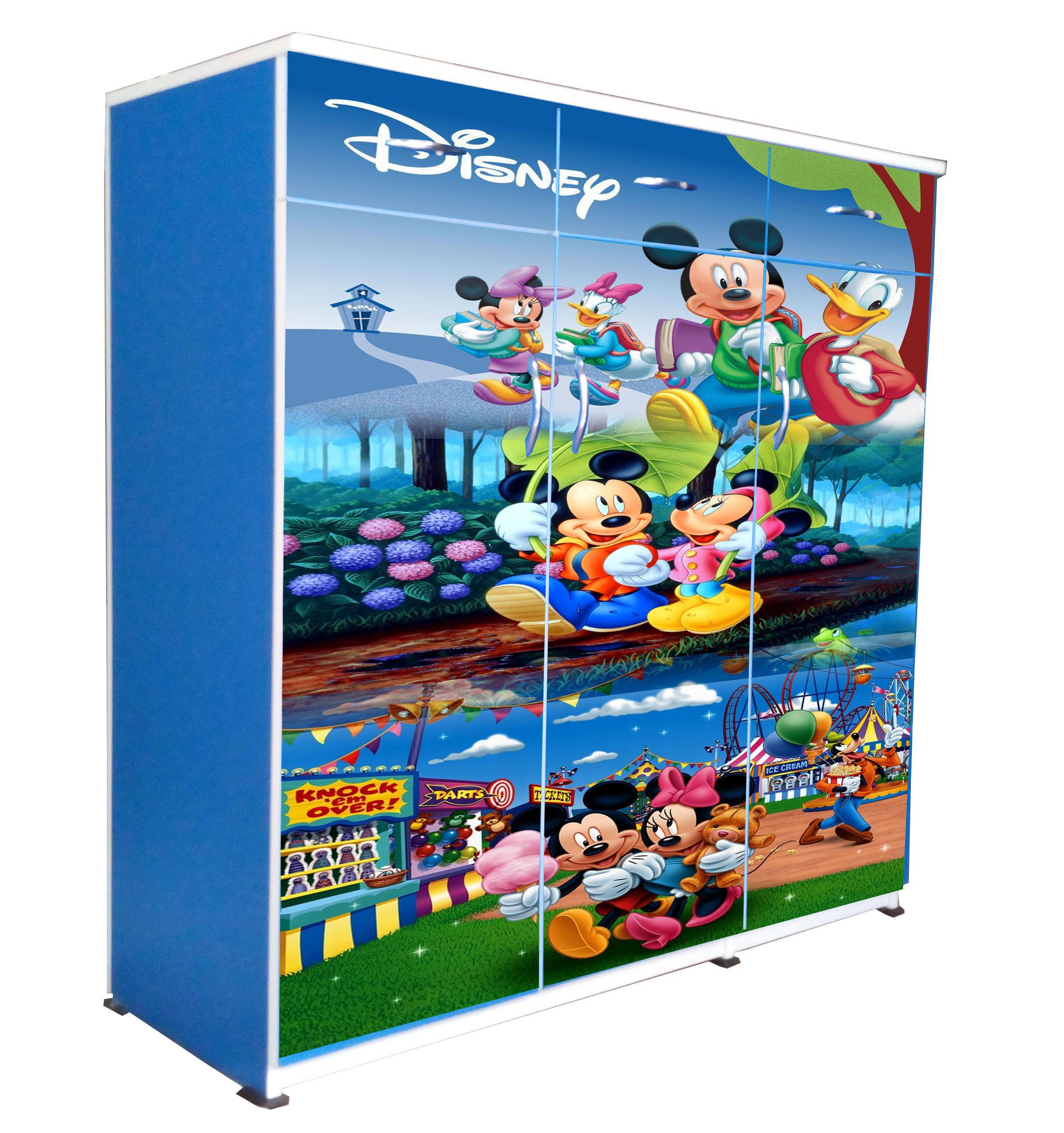 3D-Blue- Disney