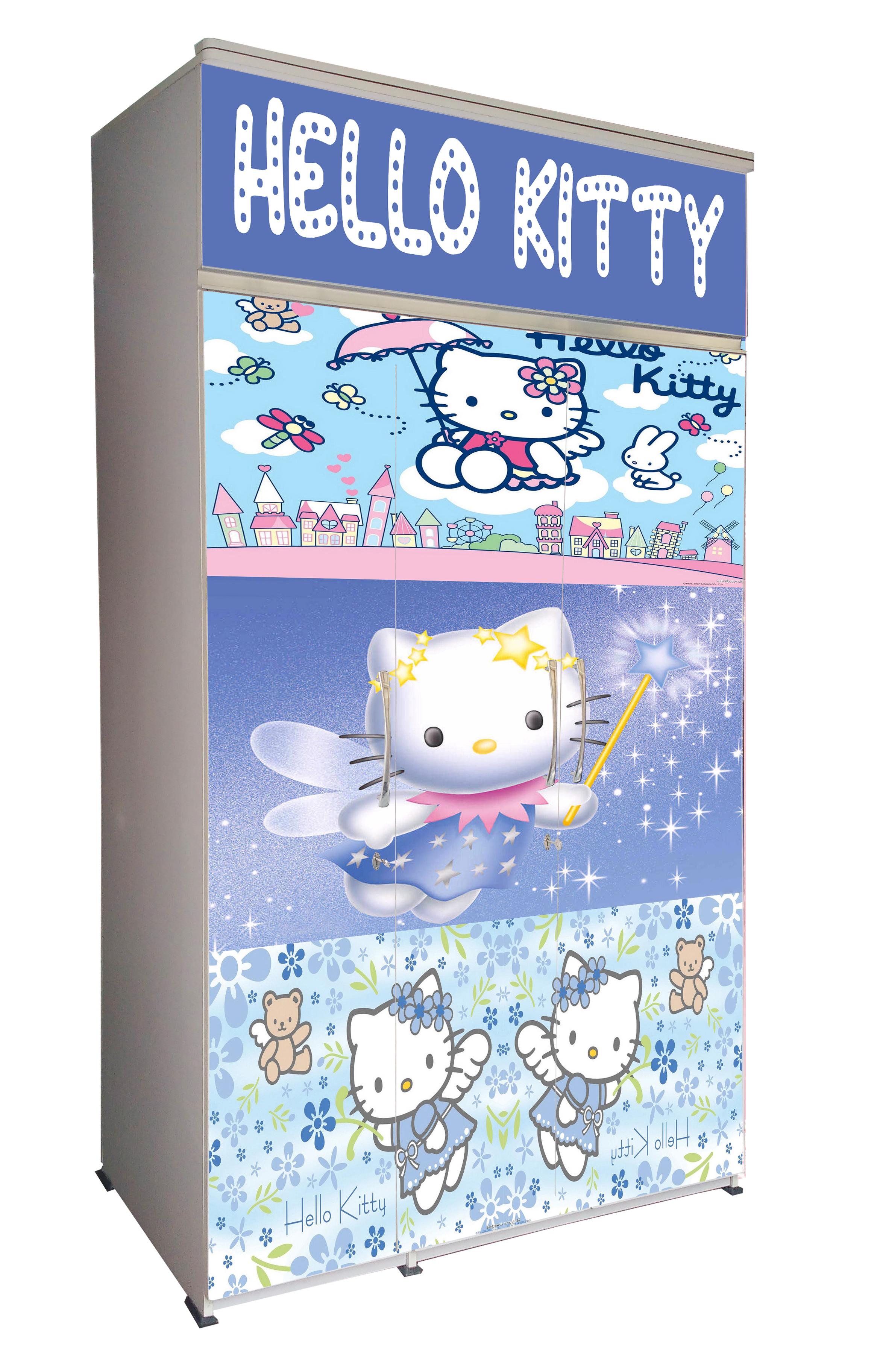 3D-Hello Kitty-2-Side