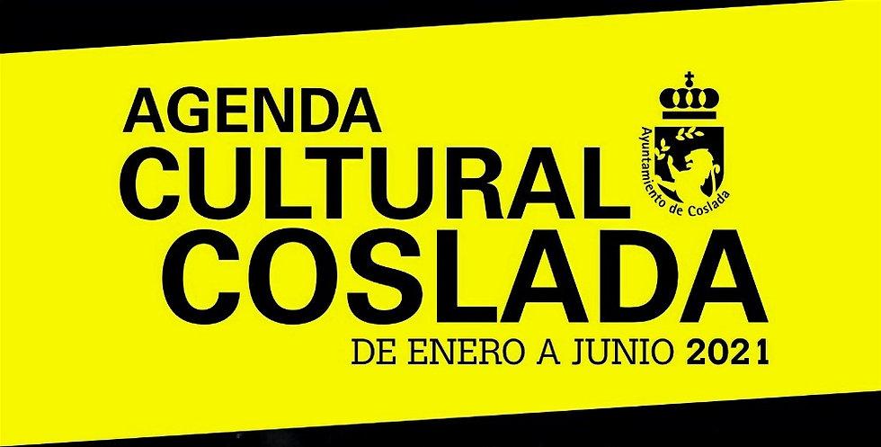 AGENDA cultura Coslada 2021