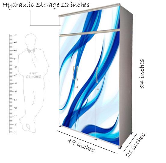 BS-3D-01-Blue Curves-B