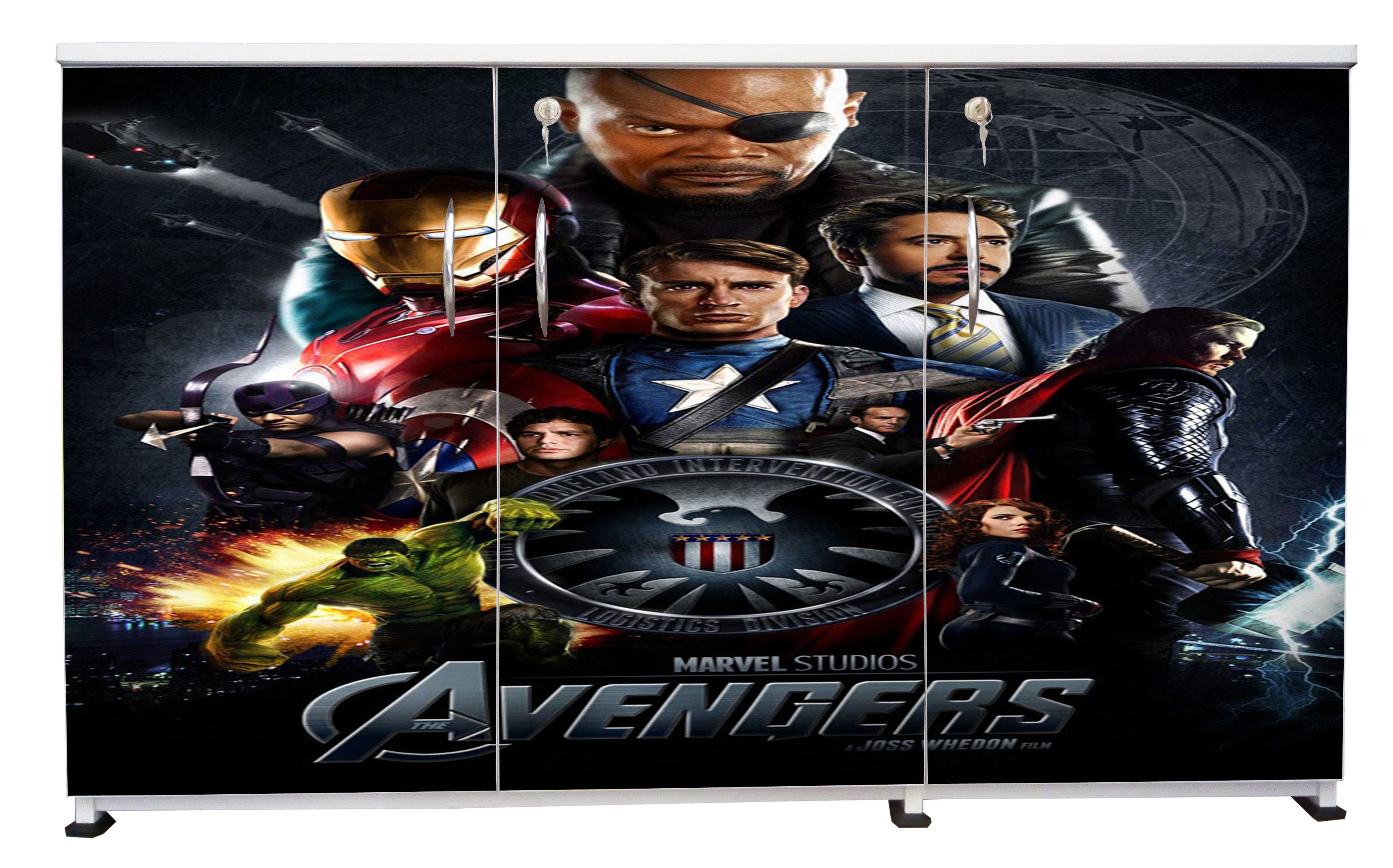 BS-3DS-01 - Avengers-A