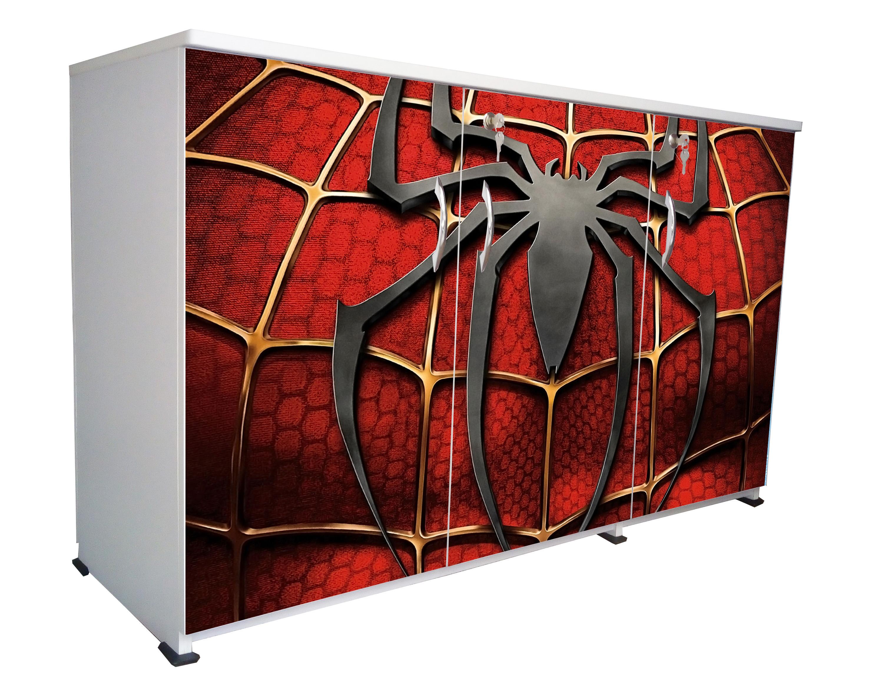 BS-3DS-08 - Spider-B
