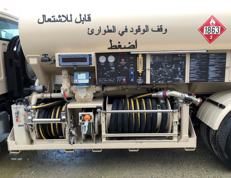 FUELTT-AC% (Kuwait)
