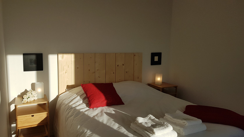 Les Chambres du Haut-Koenigsbourg Chambre double