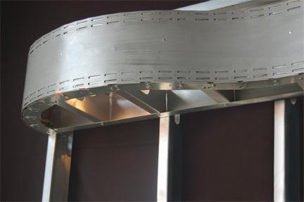 Commercial Soffits Flex-C Arch