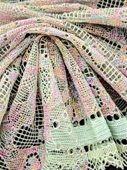 Iridescent Yarn
