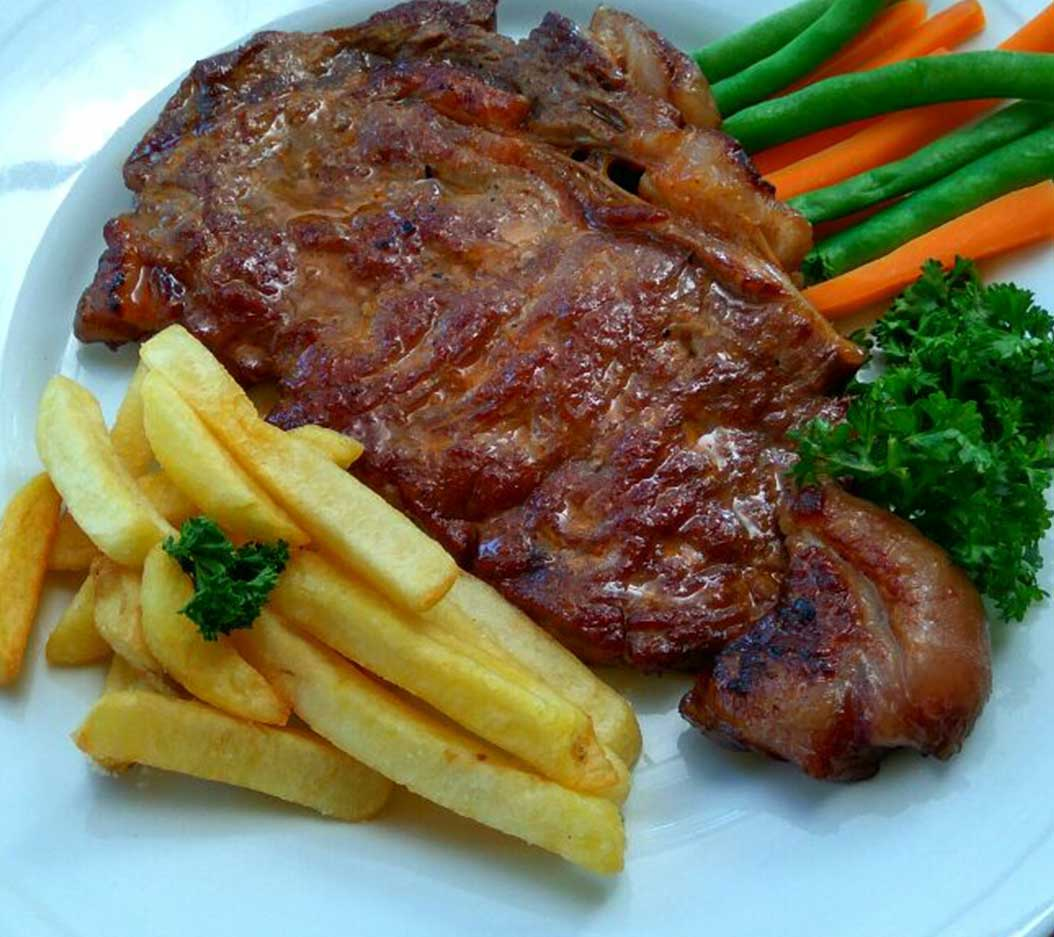 restaurant-di-bogor--steak-the-ironbee