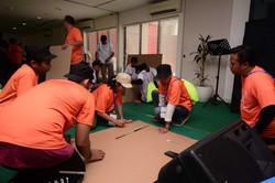 Team builiding-bonding time- kaniki-komp