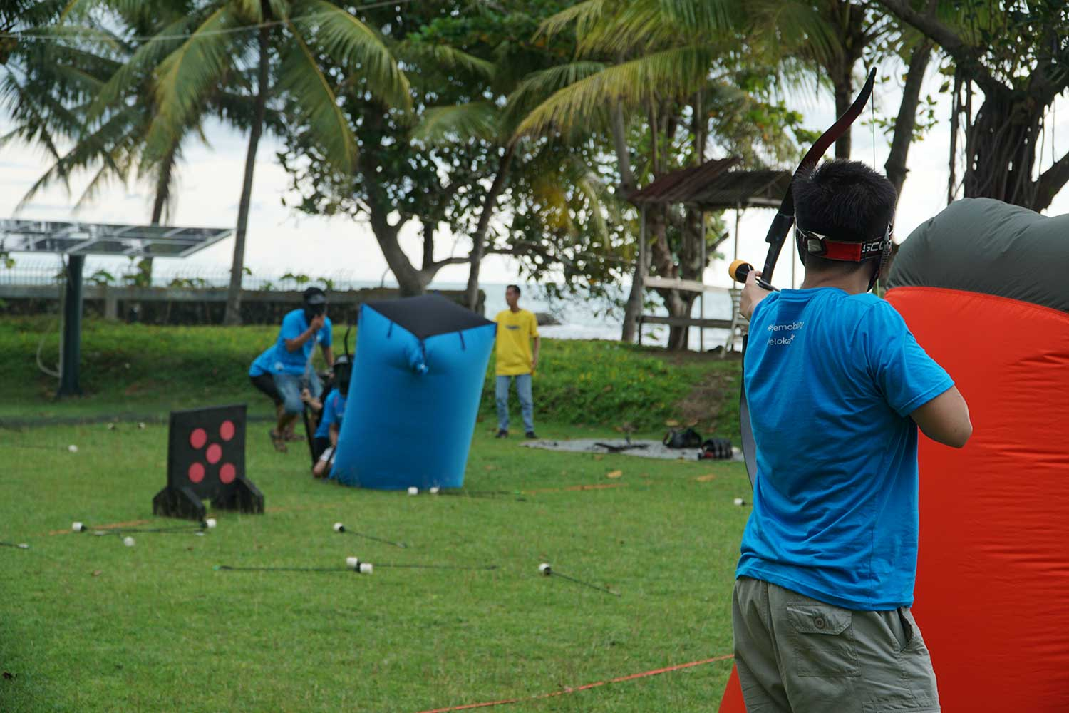 Team building-heroes day-event organizer