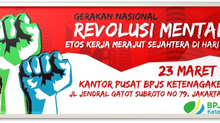 Harmonisasi Budaya Organisasi BPJS Ketenagakerjaan & Gerakan Revolusi Mental di BPJS Ketenagaker