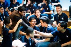 Team builiding-bonding time- event organ