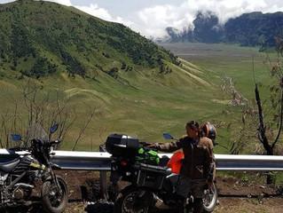 Luar biasa, Rider wanita dari Bandung ke Nusa Tenggara
