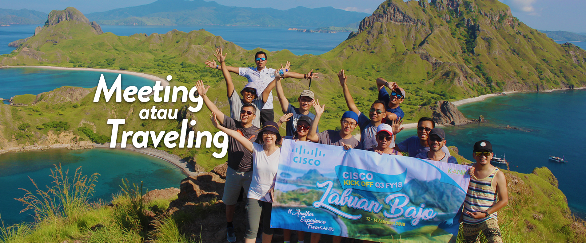 team building-meeting-labuan bajo-kanki