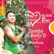 Heart Festifal, Zumba dan bolly Dance.pn