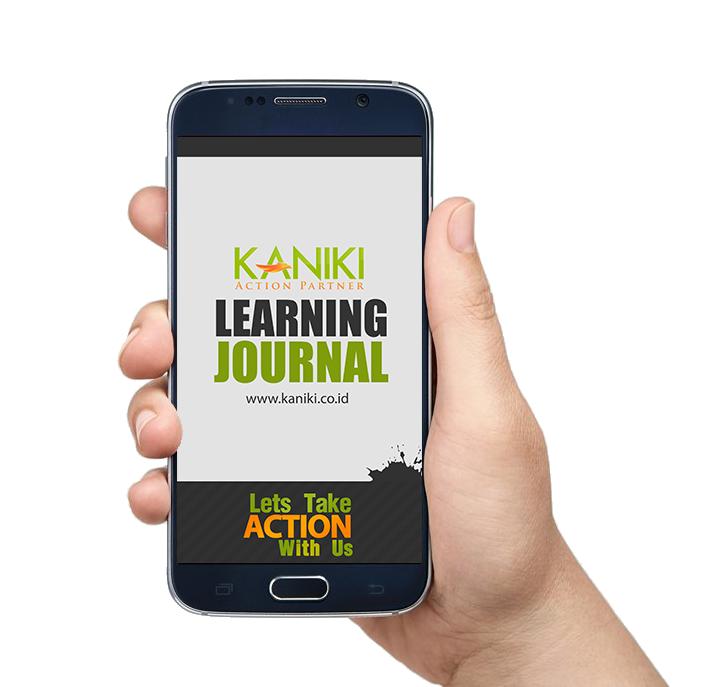 Event Organizer APP KANIKI Learning Journal