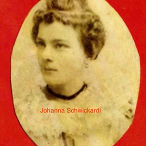 Johanna Schwickardi - A Generous One - Part One