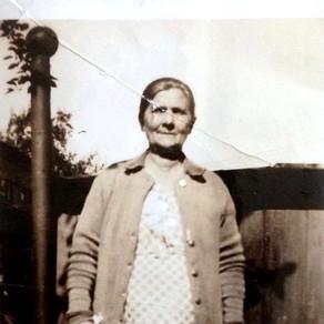 Generous People (#3): Maria Gasperino Roselli, Paterson, NJ