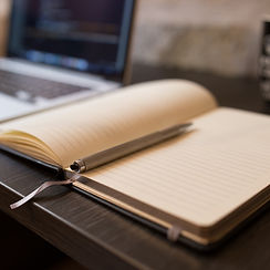 laptop-desk-notebook-writing-working-bra