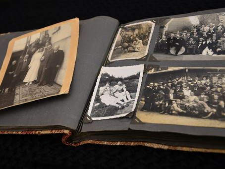 Writing Your Story One Photograph at a Time