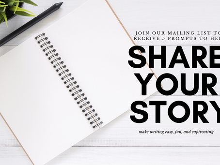Five Ideas for Sharing Short Family Stories
