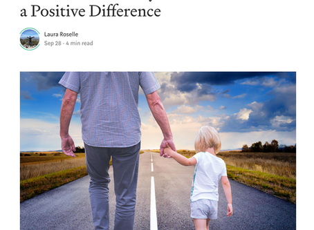 How To Tell Family Stories That Make a Positive Difference