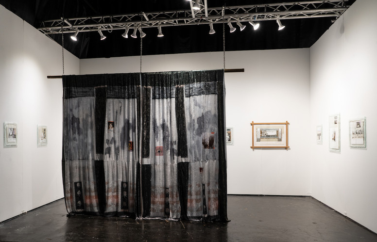 NADA Miami 2018 | Marie Jacotey presented by Ballon Rouge & Hannah Barry Gallery