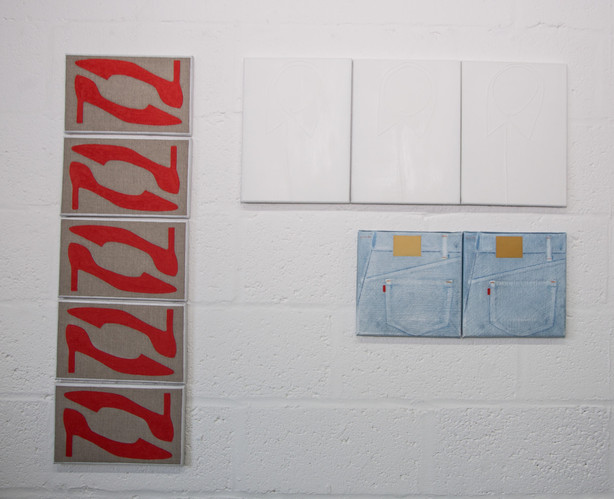 Tom Lowe, Extra Ordinary, curated by Burcu Yuksel, London 2017