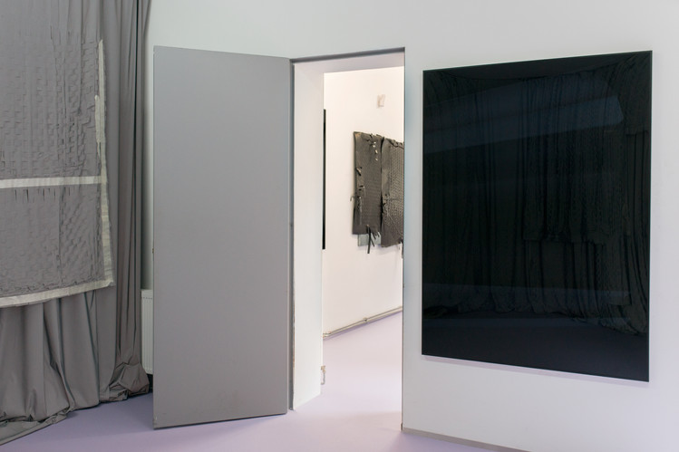 Philip Janssens curated by Evelyn Simons, Brussels 2018