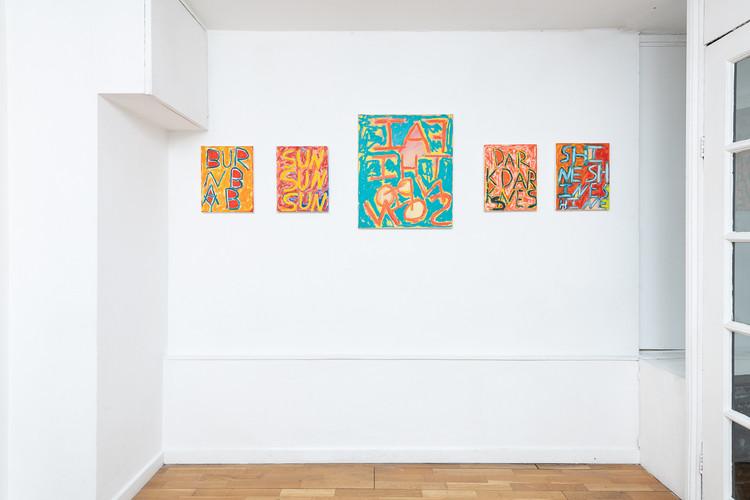 Samuel Jablon, Don't Panic, London, 2019