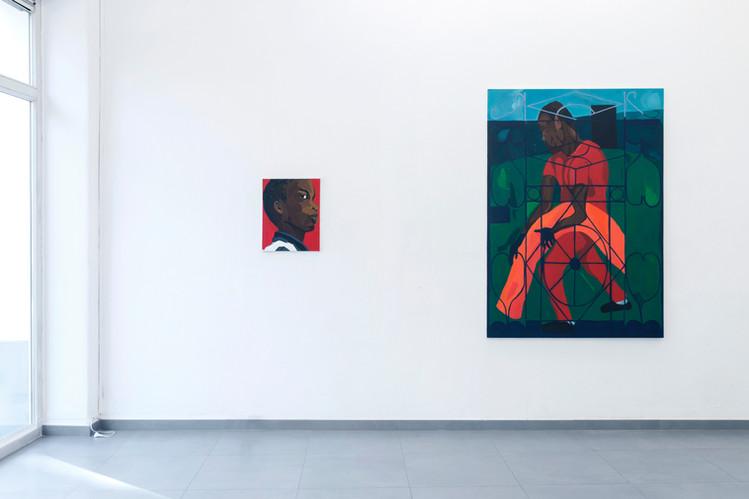 "Deniz Pasha ""Blood Memory"" at Ballon Rouge, Brussels"