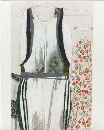 Marie Jacotey, the closet, 2018