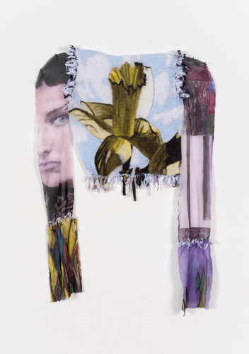 Marie Jacotey, Seashell top, 2020