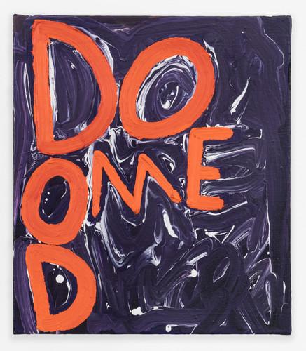 Samuel Jablon, Doomed, curated by Brigitte Mulholland, Los Angeles 2018