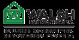 new WALSH Vision Logo_outline 2 line tag