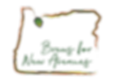 Brews Logo color transparent background.
