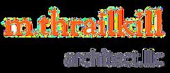 m.thrailkill.architect.llc Logo Right St
