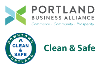 Portland Business Alliance + Downtown Cl