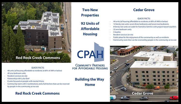 CPAH Landing Page Livestream Video Viewe