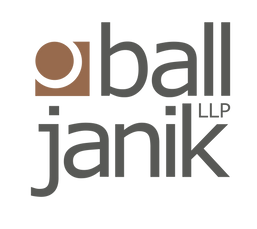 Ball Janik Logo BRONZE (Light Background