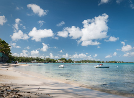Destinazione...Mauritius!